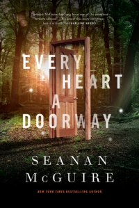 Cover image for Every Heart a Doorway by Seanan McGuire