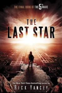 Cover image for The Last Star by Rick Yancey