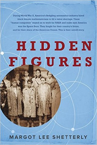 Cover image for Hidden Figures by Margot Lee Shetterly