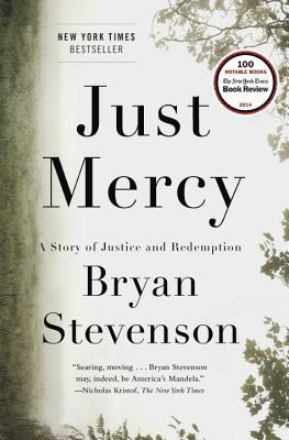 Cover image for Just Mercy by Bryan Stevenson