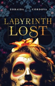 Cover image for Labyrinth Lost by Zoraida Córdova