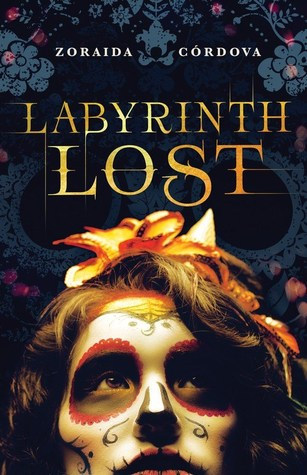 Cover image for Labyrinth Lost by Zoraida Córdova