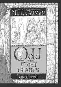 Cover image for Odd and the Frost Giants by Neil Gaiman, Illustrated by Chris Riddell