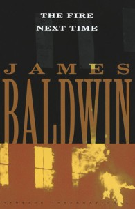 Cover image for The Fire Next Time by James Baldwin