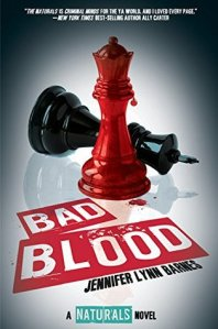 Cover image for Bad Blood by Jennifer Lynn Barnes