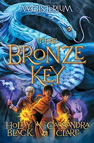 Cover image for The Bronze Key by Holly Black and Cassandra Clare