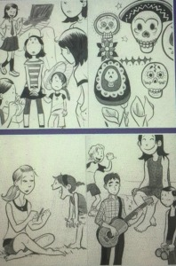 ghostssketchbooktelgemeier