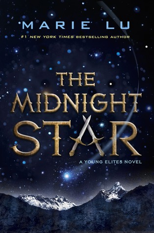 Cover image for The Midnight Star by Marie Lu