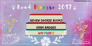 Read Diverse 2017 Logo - Review Diverser Books, Earn Badges, Win Prizes!