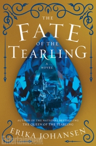 Cover image for The Fate of the Tearling by Erika Johansen