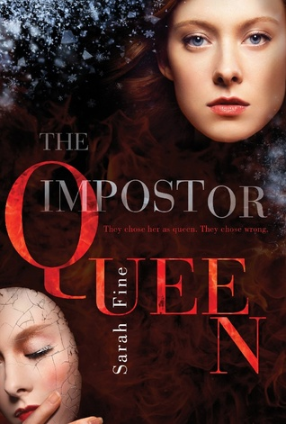 Cover image for The Impostor Queen