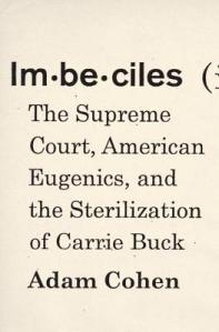 Cover image for Imbeciles by Adam Cohen