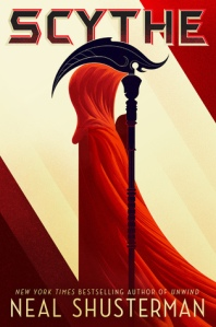 Cover image for Scythe by Neal Shusterman