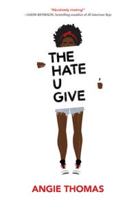 Cover image for The Hate U Give by Angie Thomas