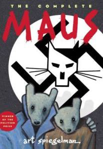 Cover image for The Complete Maus by Art Spiegelman