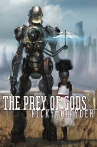 Cover image for The Prey of the Gods by Nicky Drayden