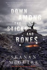 Cover image for Down Among the Sticks and Bones by Seanan McGuire