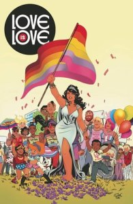 Cover image for Love is Love