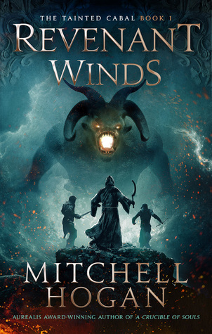 Cover image for Revenant Winds by Mitchell Hogan