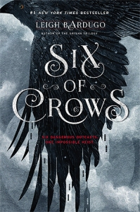 Cover image for Six of Crows by Leigh Bardugo