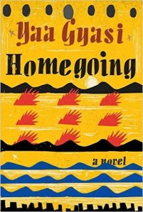 Cover image for Homegoing by Yaa Gyasi