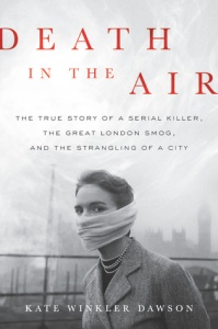 Cover image for Death in the Air by Kate Winkler Dawson