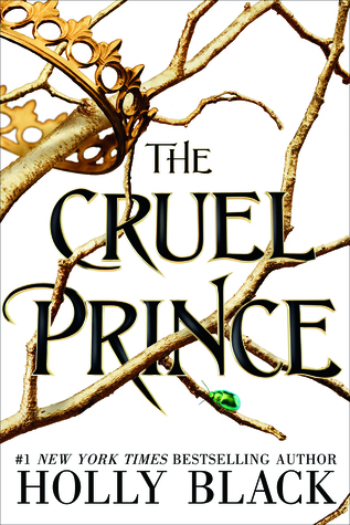 Cover image for The Cruel Prince by Holly Black