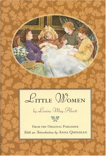 Cover image for Little Women by Louisa May Alcott