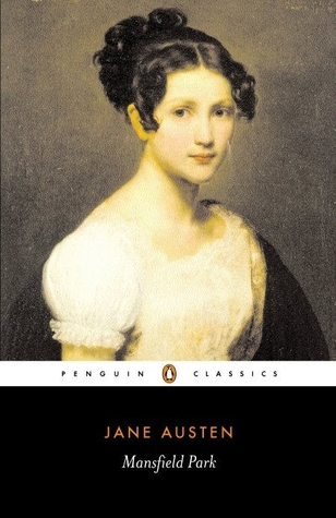 Cover image for Mansfield Park by Jane Austen