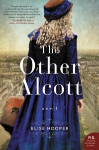 Cover image for The Other Alcott by Elise Hooper