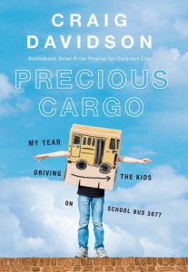 Cover image for Precious Cargo by Craig Davidson