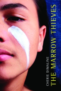 Cover image for The Marrow Thieves by Cherie Dimaline