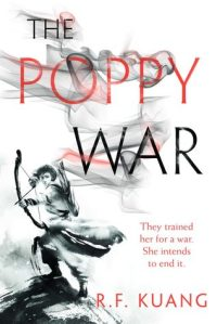 Cover image for The Poppy War by R. F. Kuang