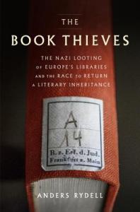 Cover image for The Book Thieves by Anders Rydell translated by Henning Koch