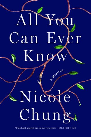 Cover image for All You Can Ever Know by Nicole Chung