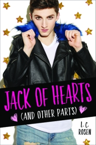 Cover image for Jack of Hearts by L. C. Rosen