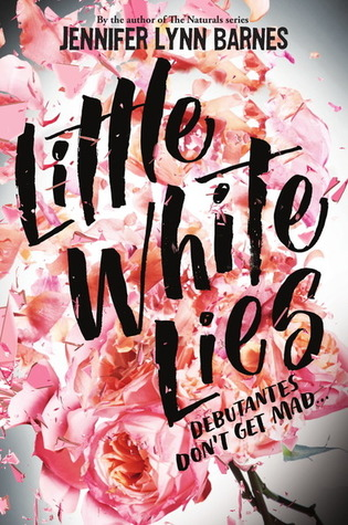 Cover image for Little White Lies by Jennifer Lynn Barnes