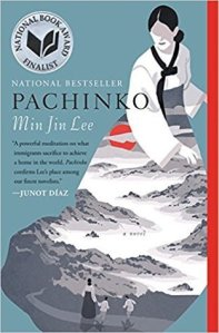 Cover image for Pachinko by Min Jin Lee