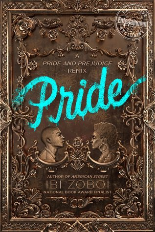 Cover image for Pride by Ibi Zoboi