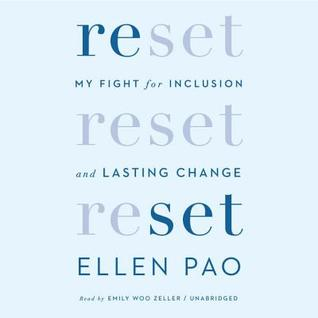Cover image for Reset by Ellen K. Pao