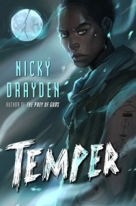 Cover image for Temper by Nicky Drayden
