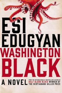 Cover image for Washington Black by Esi Edugyan