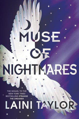 Cover image for Muse of Nightmares by Laini Taylor