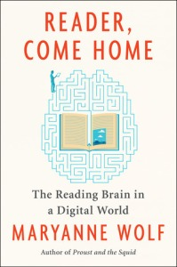 Cover image for Reader, Come Home by Maryanne Wolf