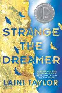 Cover image for Strange the Dreamer by Laini Taylor