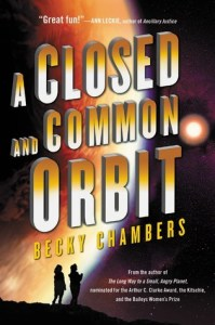 Cover image for A Closed and Common Orbit by Becky Chambers