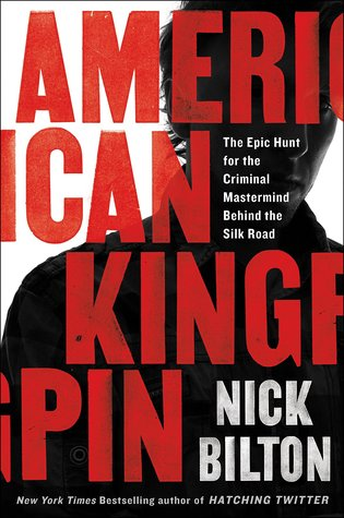 Cover image for American Kingpin by Nick Bilton