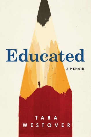 Cover image for Educated by Tara Westover