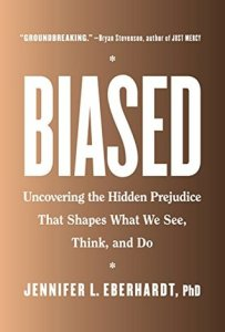 Cover image for Biased by Jennifer L. Eberhardt