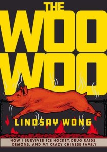 Cover image for The Woo-Woo by Lindsay Wong